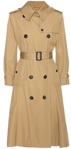 Balenciaga Balenciaga Cotton Trench Coats