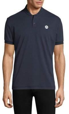 J. Lindeberg Golf Bevin Short-Sleeve Polo