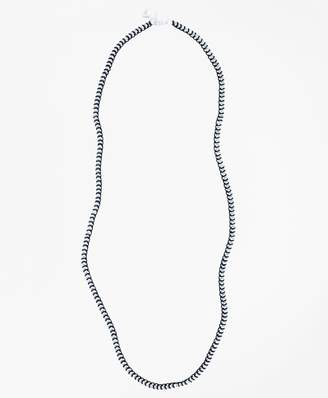 Brooks Brothers Small Box Chain Necklace