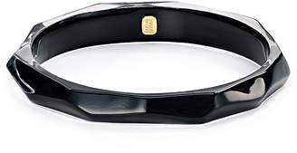Alexis Bittar Faceted Lucite Bangle