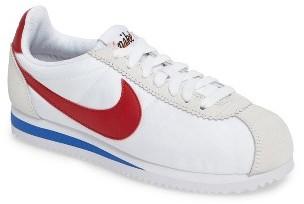 Women's Nike Classic Cortez Premium Sneaker $80 thestylecure.com