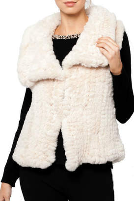 Love Token Amaya Faux Fur Vest