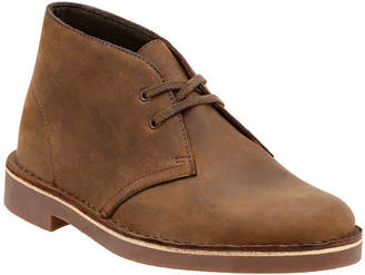 Clarks Acre Bridge Leather Womens Oxford Shoes