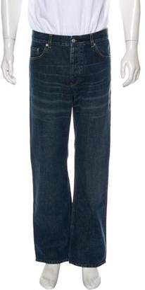 Helmut Lang Classic Bootcut Jeans