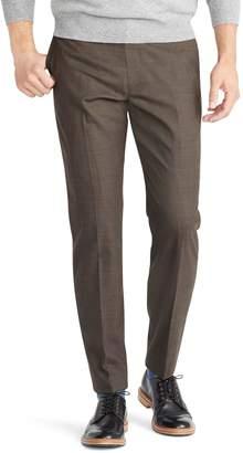 J.Crew Ludlow Slim Fit Glen Plaid Wool Blend Pants