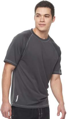 ZeroXposur Men's Island Rash Guard Swim Tee