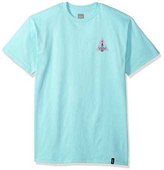 HUF Men's Disaster Ops Triple Triangle Tee