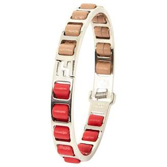 Fendi The Fendista Silver Metal Bracelets