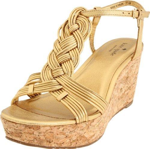 Kate Spade Women's Becca Mid Wedge Sandal