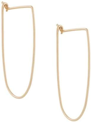 Dune Petite Grand hoop earrings