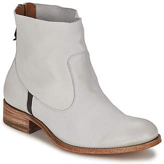 NDC SYLVIA OXIDE women's Mid Boots in White