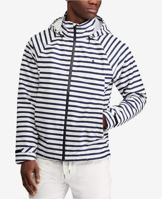 Polo Ralph Lauren Men's Cp-93 Striped Hoodie