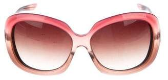 Barton Perreira Heiress Gradient Sunglasses