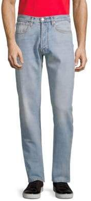 Fiorucci Relaxed-Fit Tapered Jeans