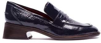 Sies Marjan Patent Leather Loafer