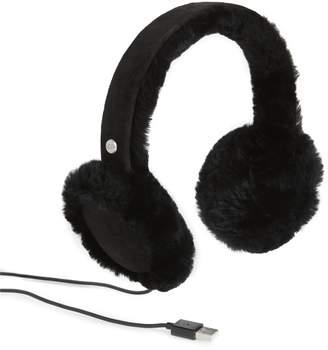 UGG Collection Genuine Shearling Bluetooth(R) Earmuffs