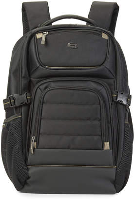 Solo Black Pro Backpack