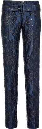 Prada Cloqué trousers