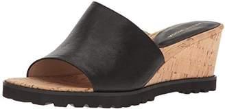 Pelle Moda Women's Roana-lt Wedge Sandal