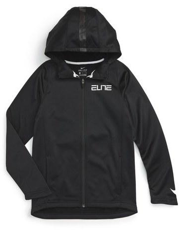Nike Therma Elite Dri-FIT Hoodie (Little Boys & Big Boys)