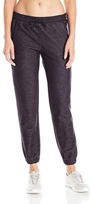 Lucy Women's Do Everything Cuffed Knit Pant $15.67 thestylecure.com