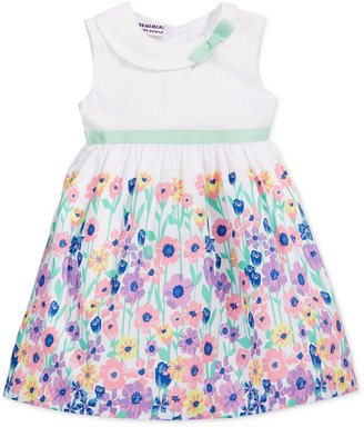Blueberi Boulevard Floral-Print Dress, Baby Girls (0-24 months) $50 thestylecure.com