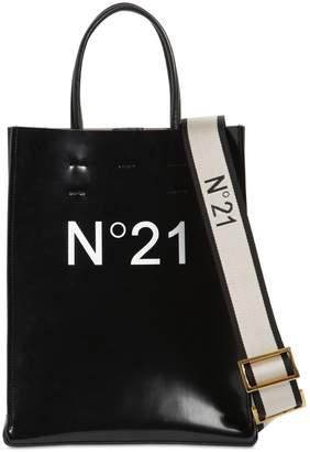 N°21 (ヌメロ ヴェントゥーノ) - N°21 PVC スモール ショッピングバッグ