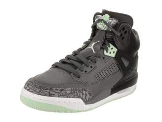 Nike Jordan Spizike GG Black/Mint Foam Dark Grey Basketball Shoe 5.5 Kids US