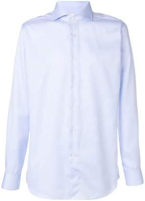 Xacus plain button down shirt