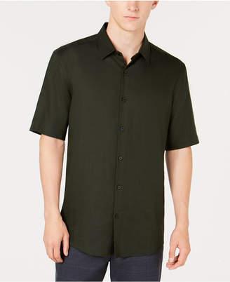 Alfani Men's Vesper Twill Shirt