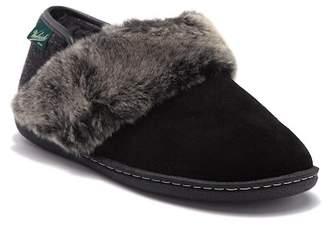 Woolrich Winter Ridge Faux Fur Trim Slipper