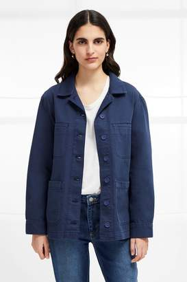 French Connenction Perret Utility Slouchy Workwear Jacket