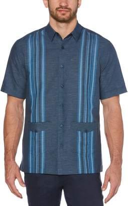 Cubavera Two-pocket engineered yarn dye Guayabera