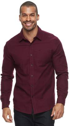 Apt. 9 Men's Soft Touch Button-Down Shirt