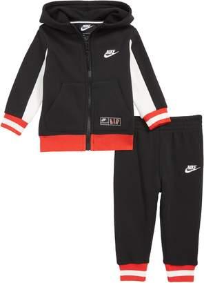 b24fe77fa Nike Zip Hoodie & Jogger Pants Set