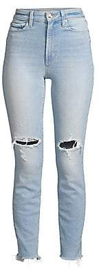 Joe's Jeans Women's Icon Ankle Skinny Distressed Jeans