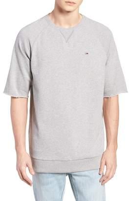 Tommy Jeans Short Sleeve Crewneck Sweatshirt