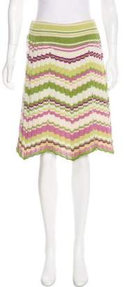 Missoni Wool-Blend Skirt