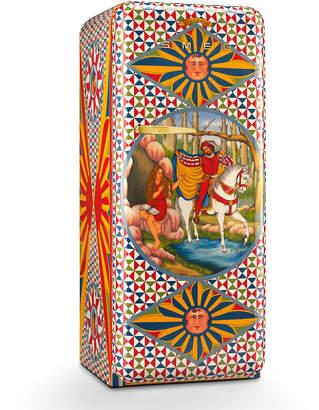Smeg Dolce Gabbana x Saint Genevieve Refrigerator