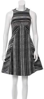 Jonathan Simkhai Bouclé A-Line Dress