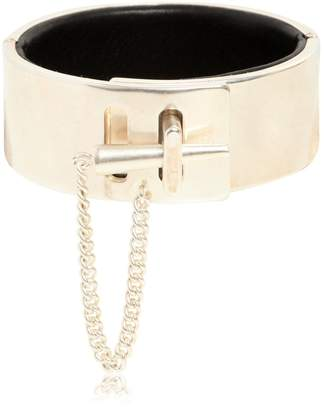 Maison Margiela Metal Cuff Bracelet