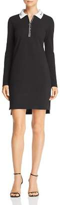 Alexander Wang Pique Polo Dress