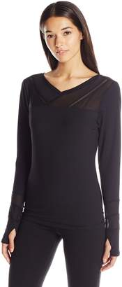 Miraclesuit MSP Women's Long Sleeve Top W/Thumbholes
