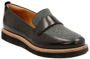 ClarksClarks Glick Avalee Leather Loafers