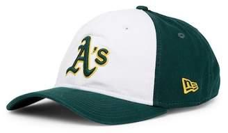 New Era Cap MLB Oakland Athletics White Pop Cap