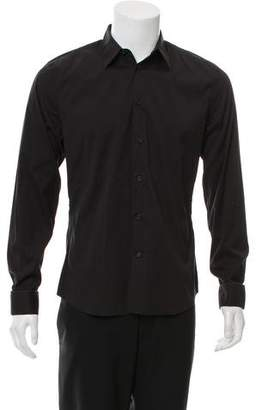 Givenchy French Cuff Button-Up Shirt