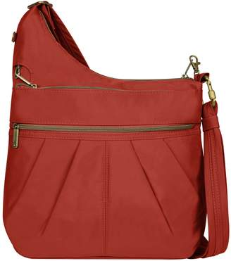 Travelon Signature RFID-Blocking Anti-Theft Crossbody Bag