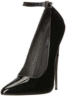 Pleaser USA Devious Women's Scream-12 Pump