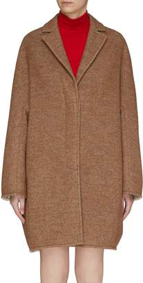 Acne Studios 'Odele' concealed front twill coat