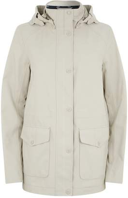 Barbour Backshore Hooded Coat